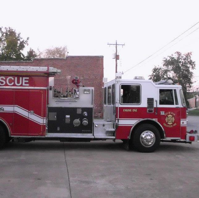 Dyer Fire Department Promotes Cadets, Recognizes Firefighters' Years of Service