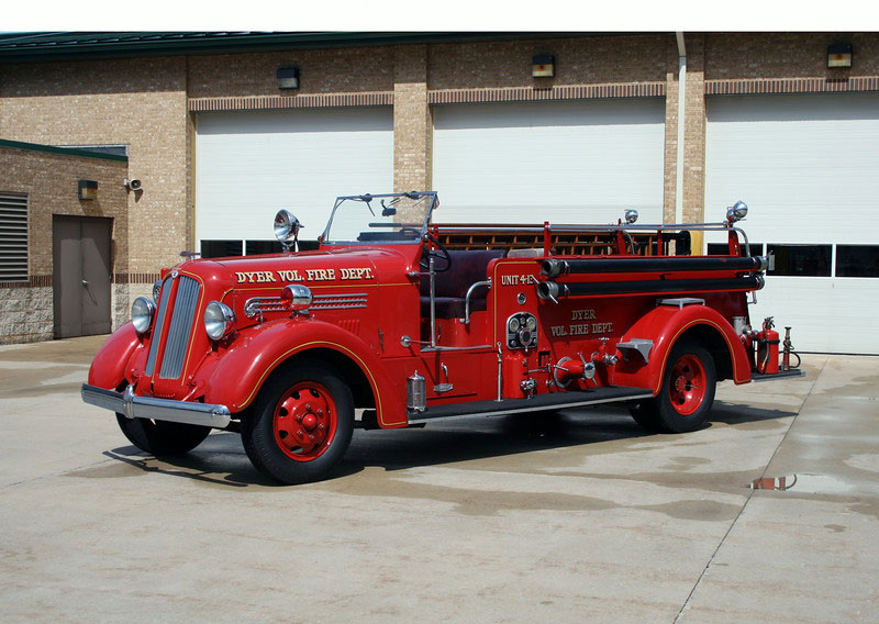 Dyer Fire Department Turns 100