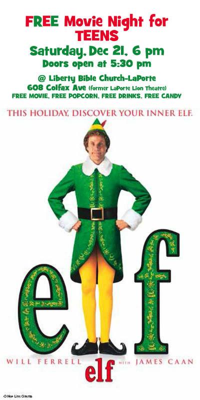 Elf-Movie-Handout