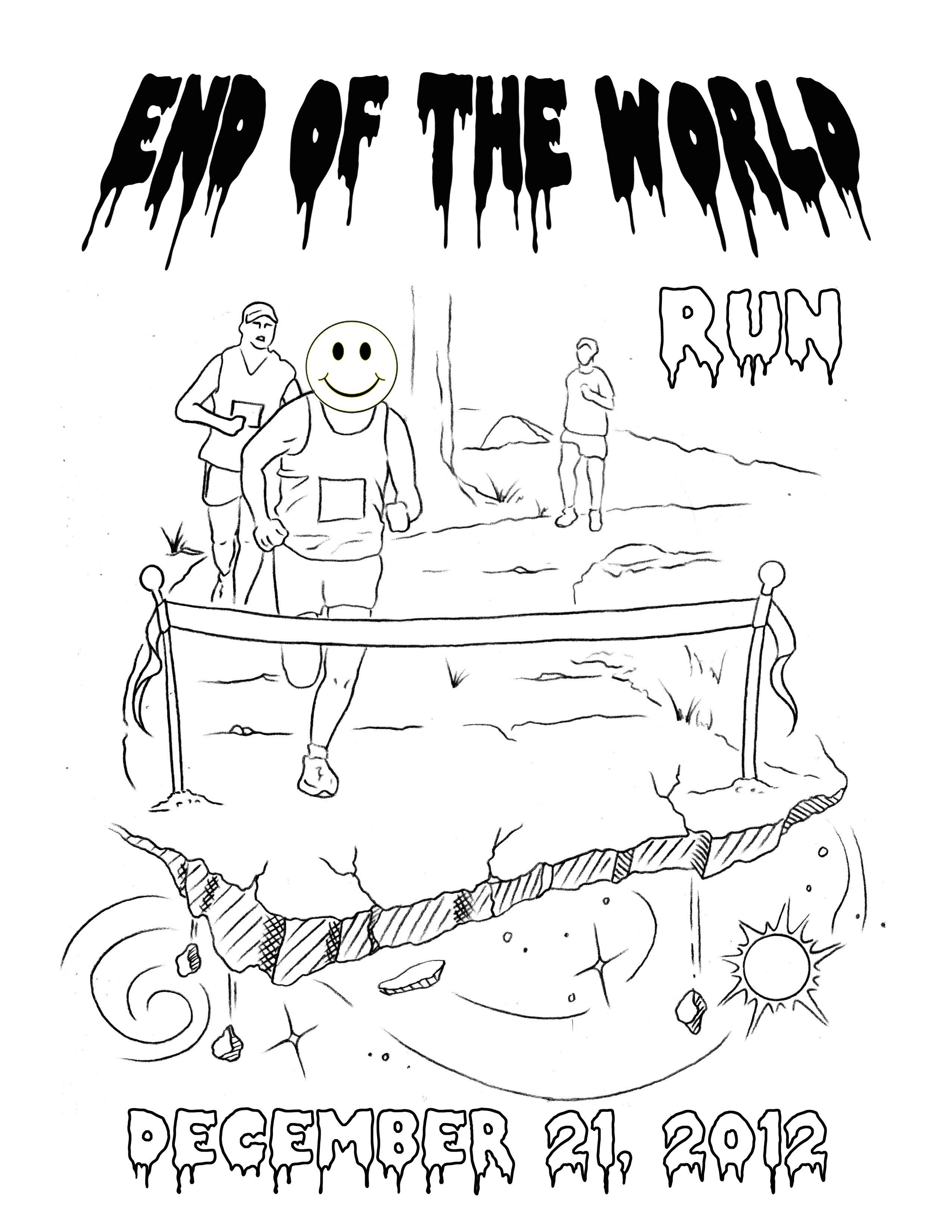 End of the World Run Scheduled for December 21st