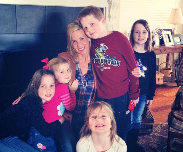 evans-family