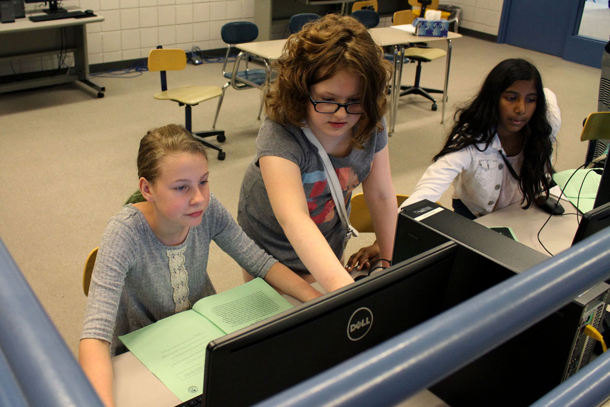 Fifth Graders Tackle the U.S Constitution
