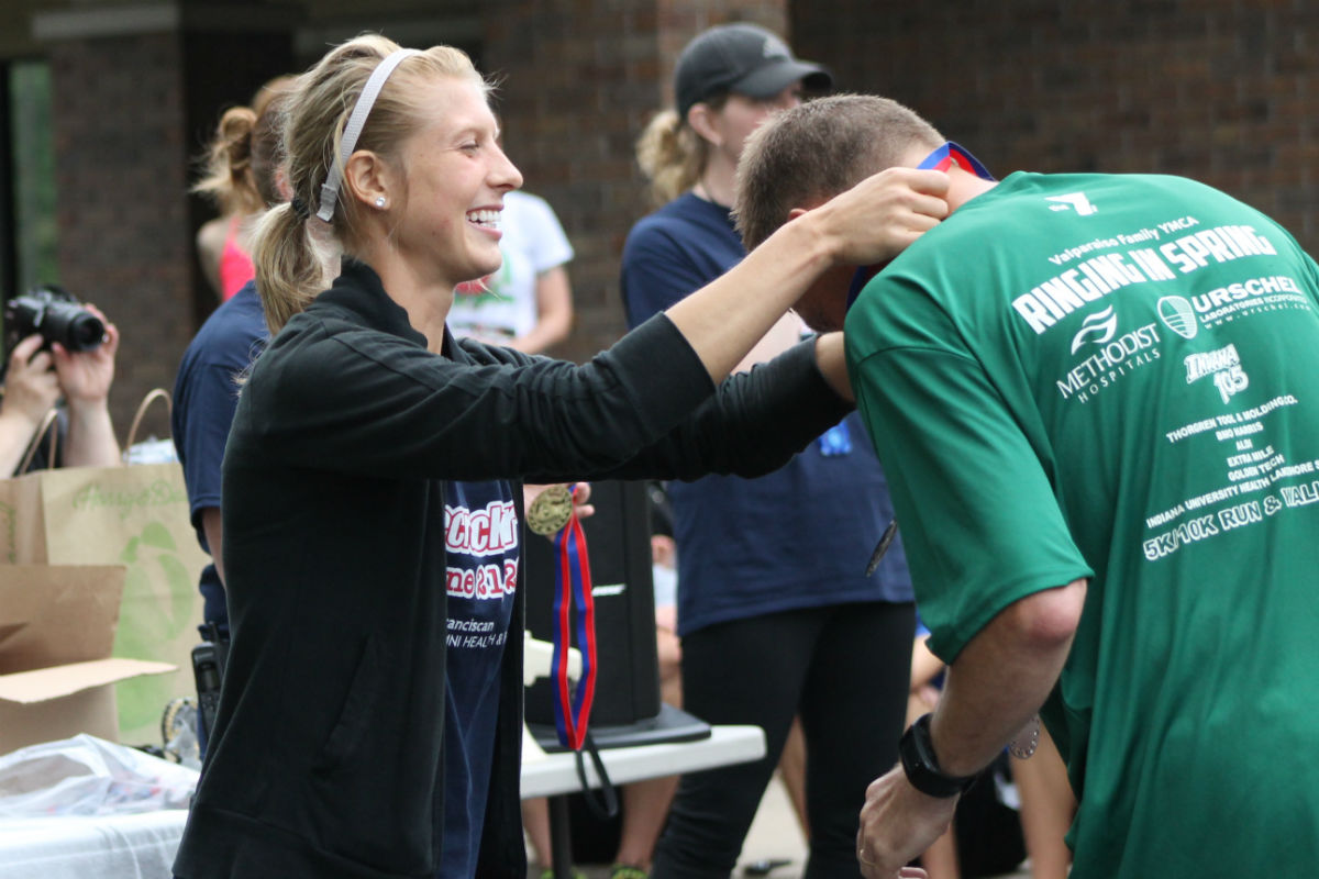 Firecracker 5K A Fast Way to Support Franciscan Charities