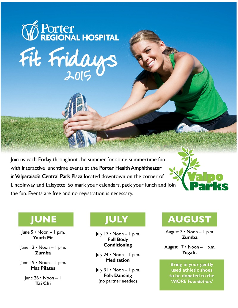 Fit Friday Flyer 2015