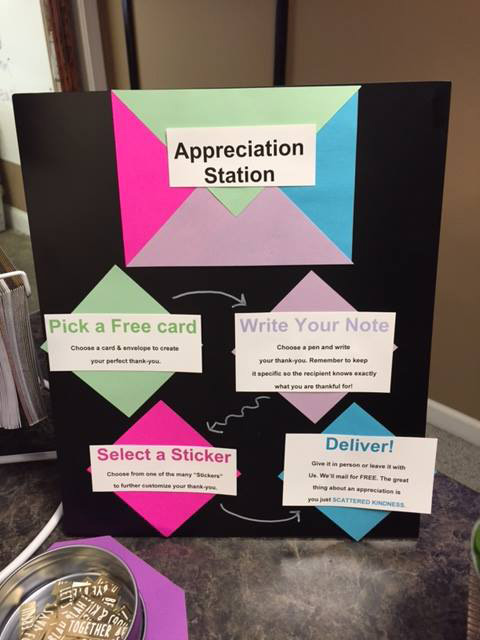 Appreciation Station Enables Customers to Spread Some Cheer through Flanagin's Bulk Mail Service