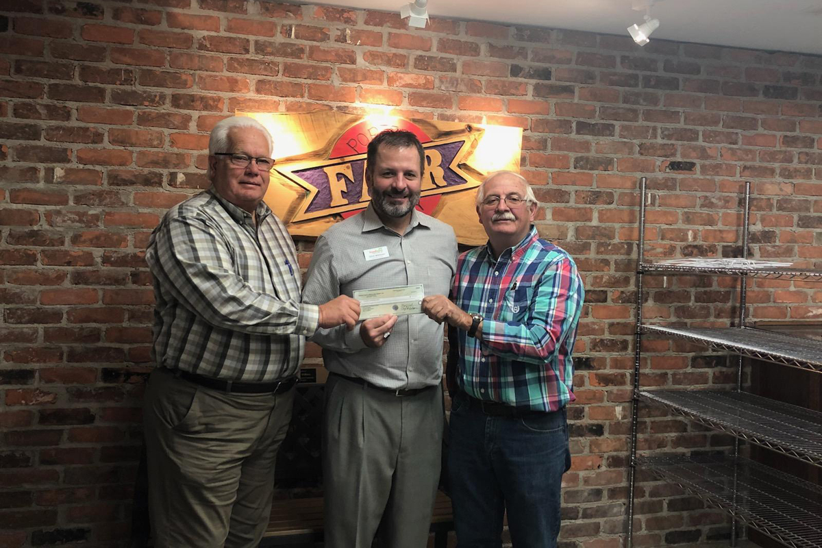 Food-Bank-of-Northwest-Indiana-Receives-30401-Donation-from-Porter-County-Fair