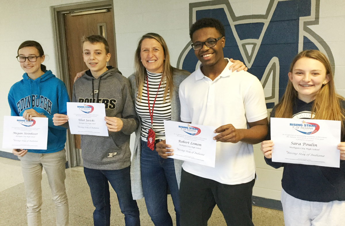 Four-Michigan-City-High-School-Students-Named-Rising-Stars-of-Indiana