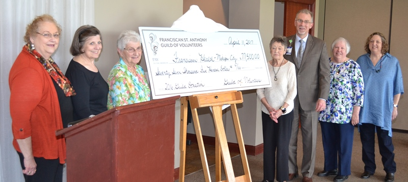 Francisan-Health-Michigan-City-Volunteers-Provide-77500-and-Time-to-Hospital