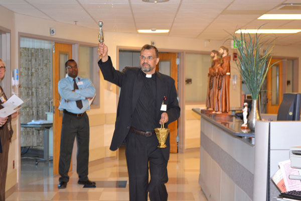 Franciscan-Cardiovascular-Unit-Blessing