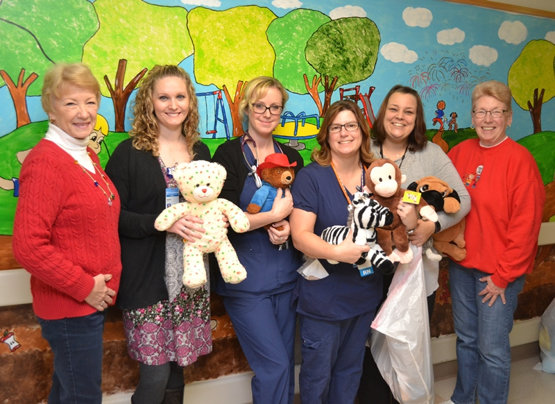 Franciscan-Health-Crown-Point-Stuffed-Animals-Arrive-Just-in-Time-for-Holidays