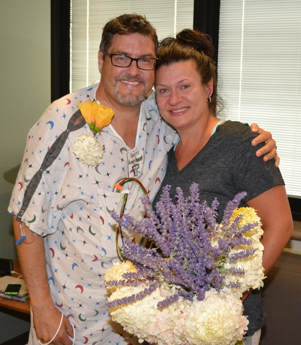 Franciscan-Health-Dyer-Longtime-Sweethearts-Renew-Vows-in-Hospital-Room