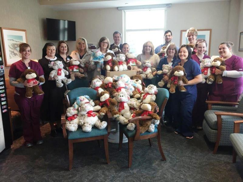 Franciscan-St-Anthony-Health-Michigan-City-Childrens-Hospital-Stays-Brightened-through-PetSmart-Generosity