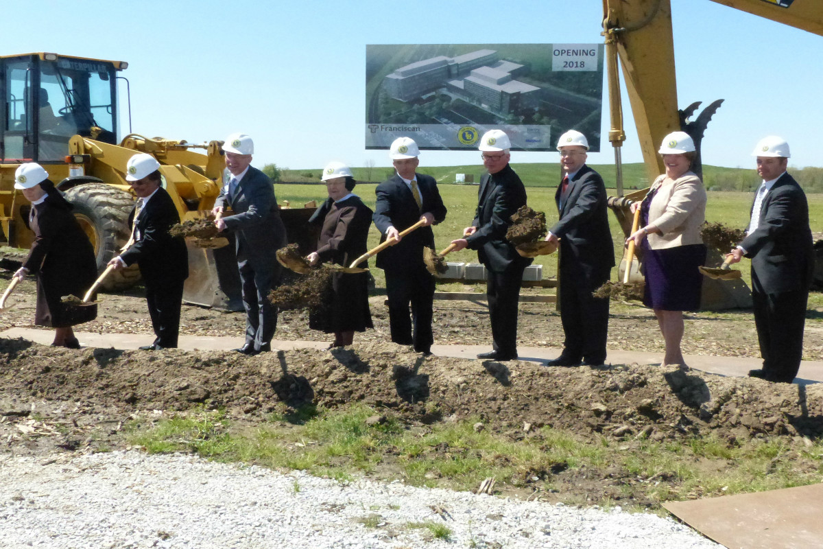 Franciscan-St-Anthony-Health-Michigan-City-Hospital-Construction-on-Schedule
