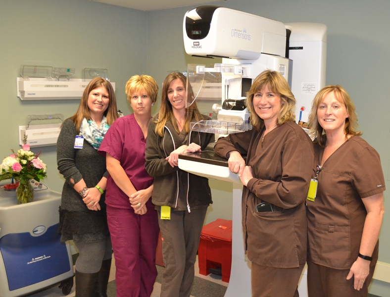 Franciscan-St-Anthony-Michigan-City-Health-Offers-Latest-Mammo-Screening-Equipment