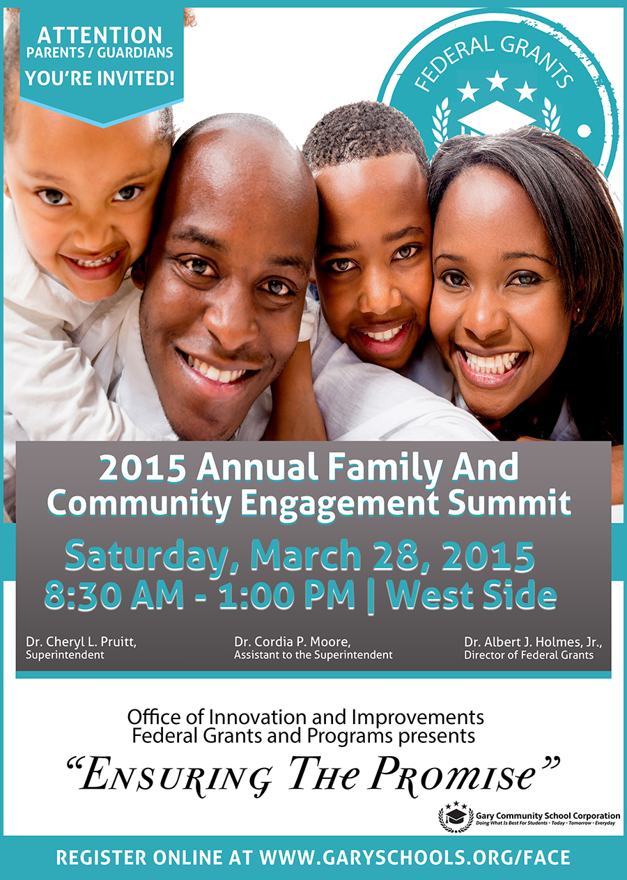 Gary Community School Corporation to Host Annual Family and Community Engagement Summit