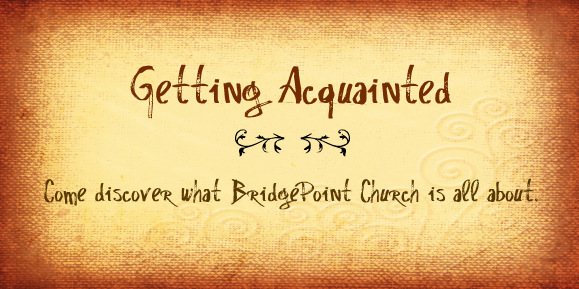 Getting-Acquainted