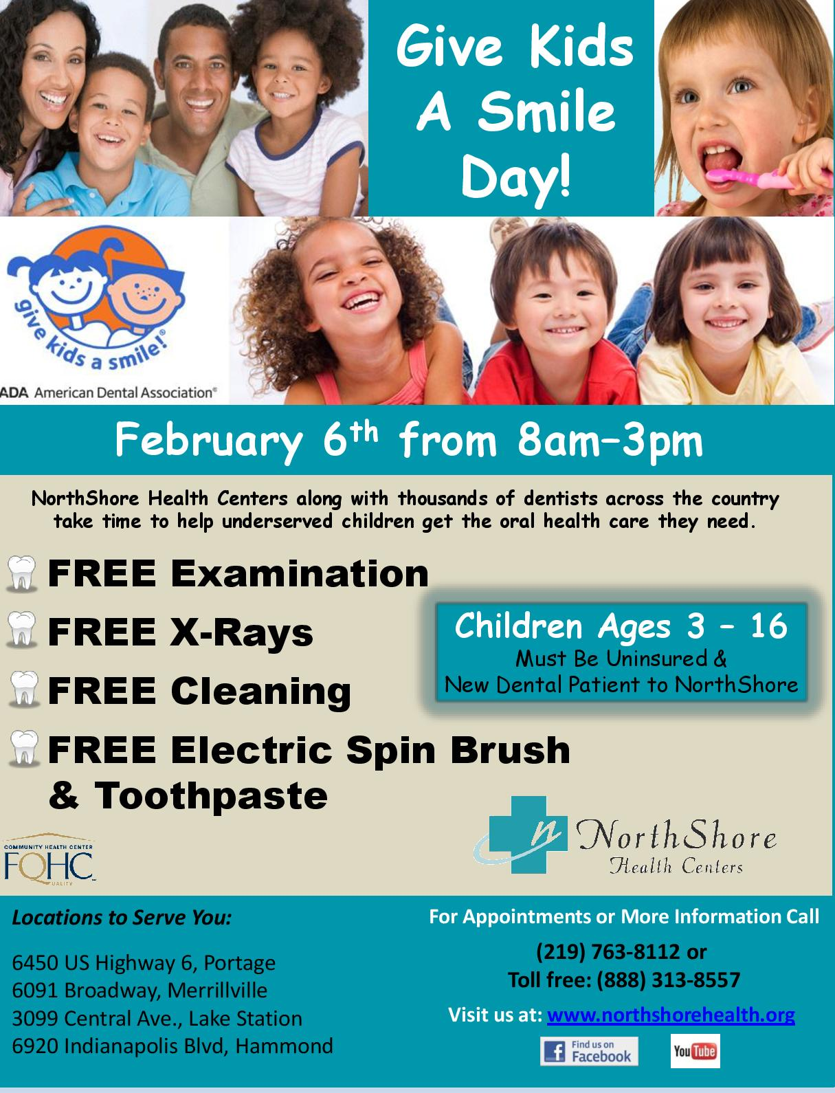 Give the Kids a Smile 2015