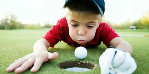 2013 DAC Golf Results