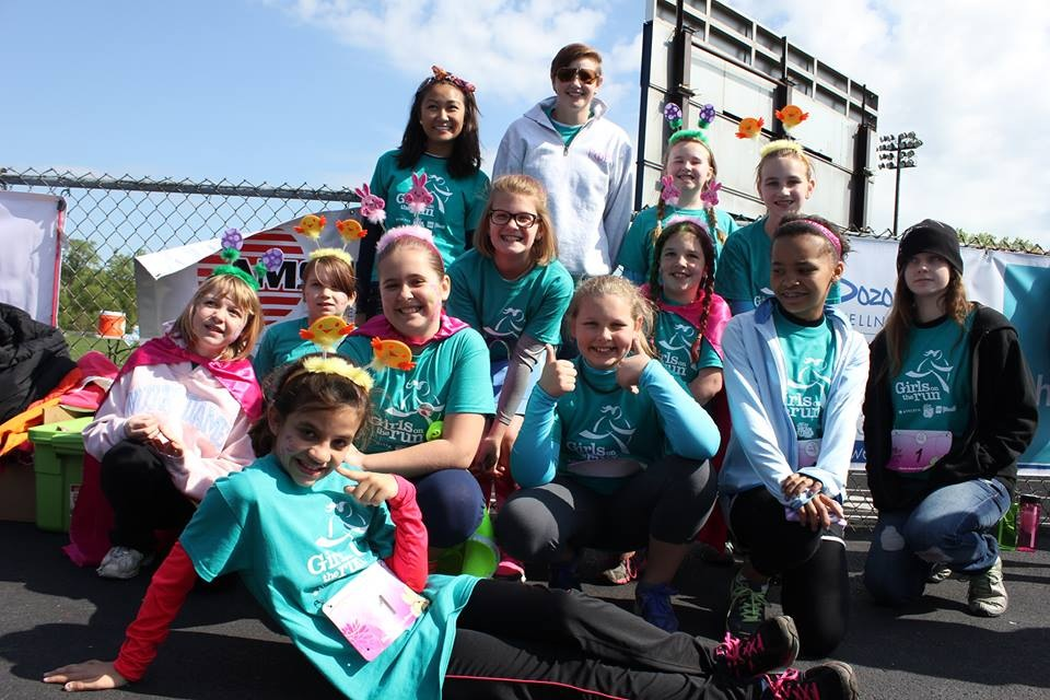 Girls on the Run of NWI Helps Young Girls Stay on the Right Path