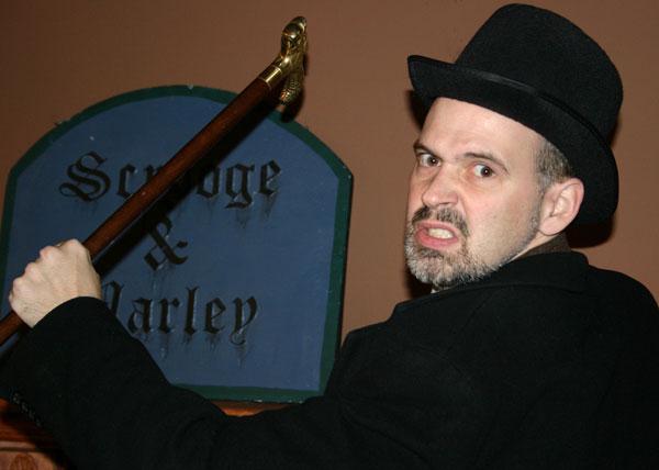 "Dyer Methodist Hosts Performance of Dickens' ""A Christmas Carol"""
