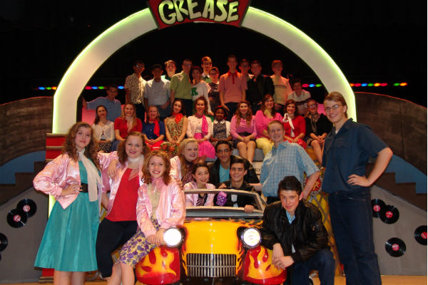 Grease opens at Valpo High School