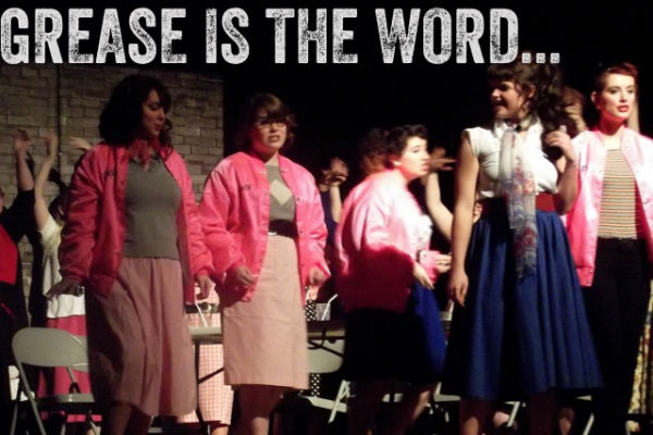 Grease Finds Itself on LPHS Stage