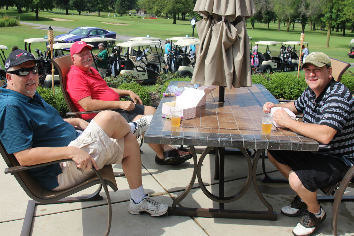 Golf Outing Benefits Griffith, Southlake, Hammond YMCAs