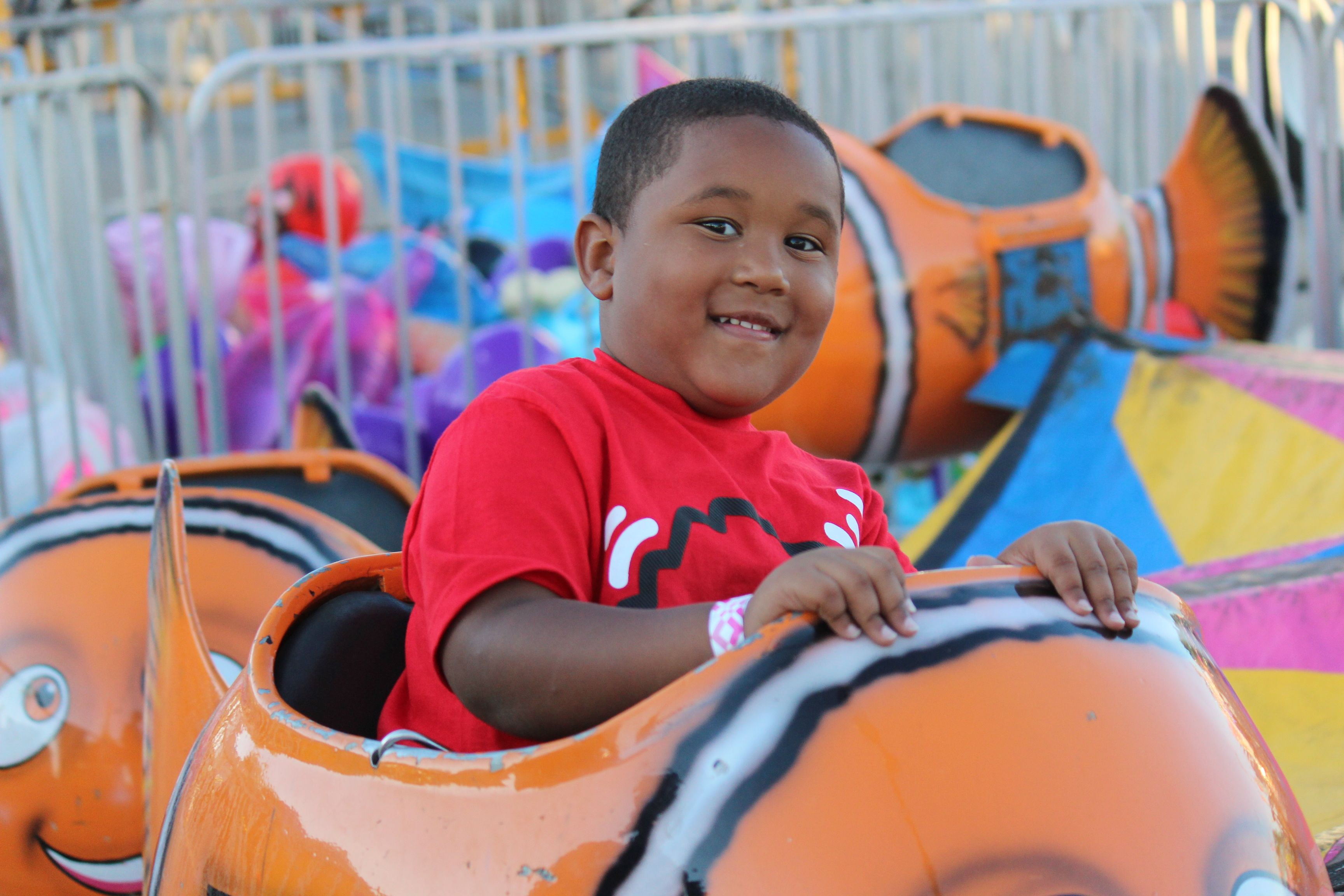Hammond's Festival of the Lakes: Celebrating the Summer with Rides, Food, and Lakeside Entertainment