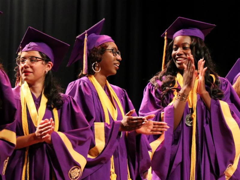 Hammond-Gavit-High-School-Graduation-2018