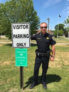 """Hammond Police Department Now a Safe """"Meetup Spot"""""""