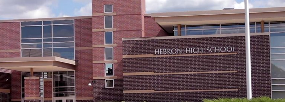 "Hebron High School Students learn to fill the community's ""Empty Bowls"""
