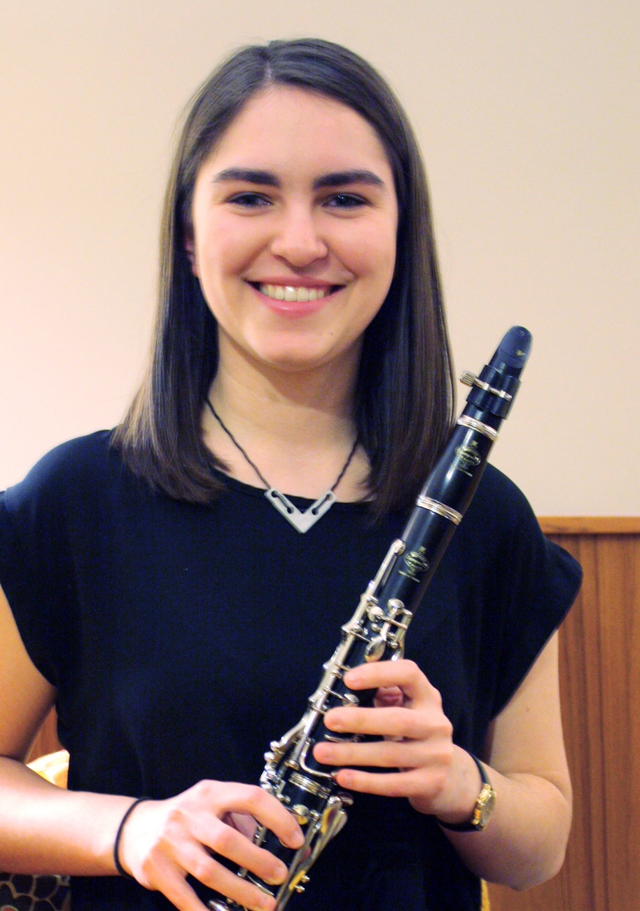 Highland High School Student Selected to Perform with National Honor Band at the Music For All National Festival in Indianapolis, March 12, 2016