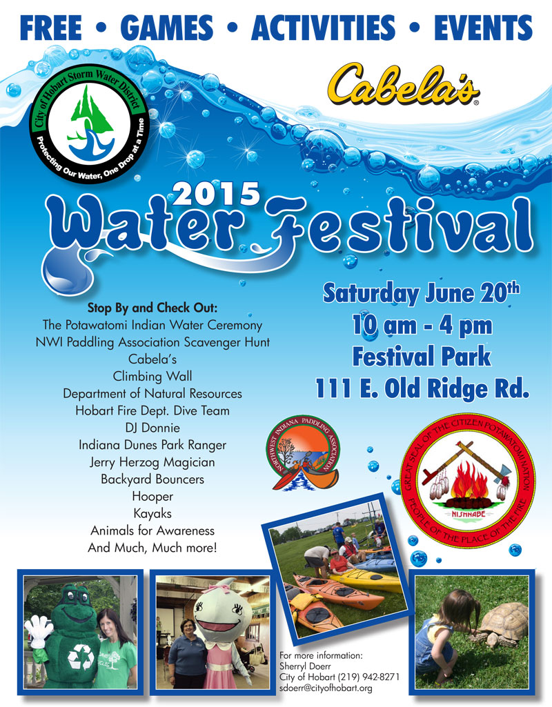 City of Hobart to Host Water Festival on Saturday, June 20th, 2015