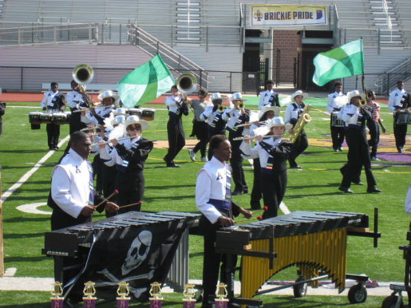 Hobart High School Hosts 1st Annual Marching Band Festival