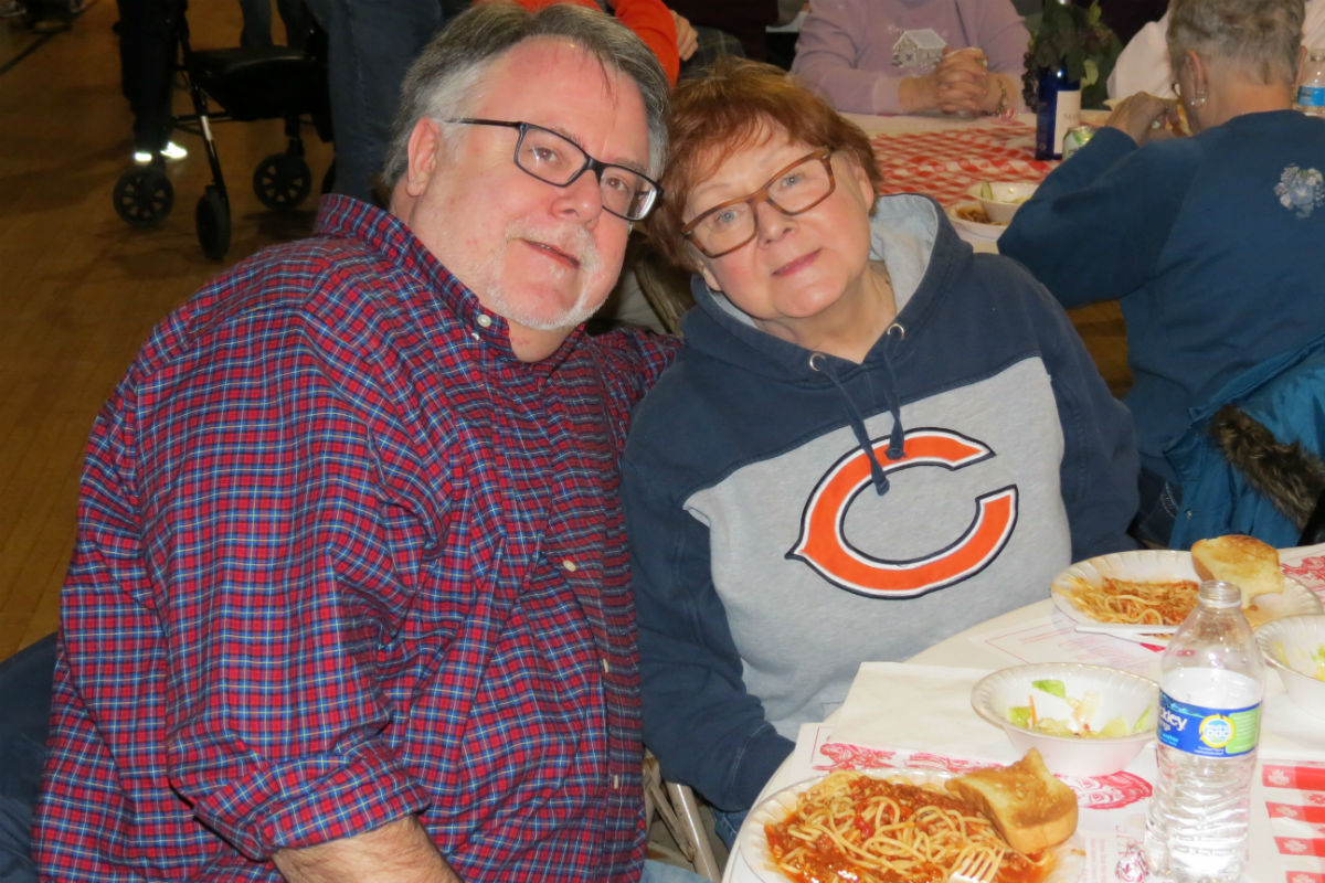 Hobart Community Foundation Hosts 28th Annual Mama Mia Spaghetti Dinner