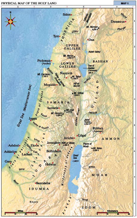 A Trip to the Holy Land: A Tour or a Pilgrimage?