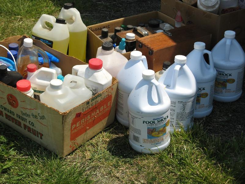 Household Hazardous Waste Collection Event Scheduled in Chesterton on July 11, 2015