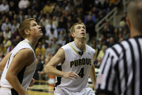 Robbie Hummel, the NBA Draft, and the Ultimate Reality Television