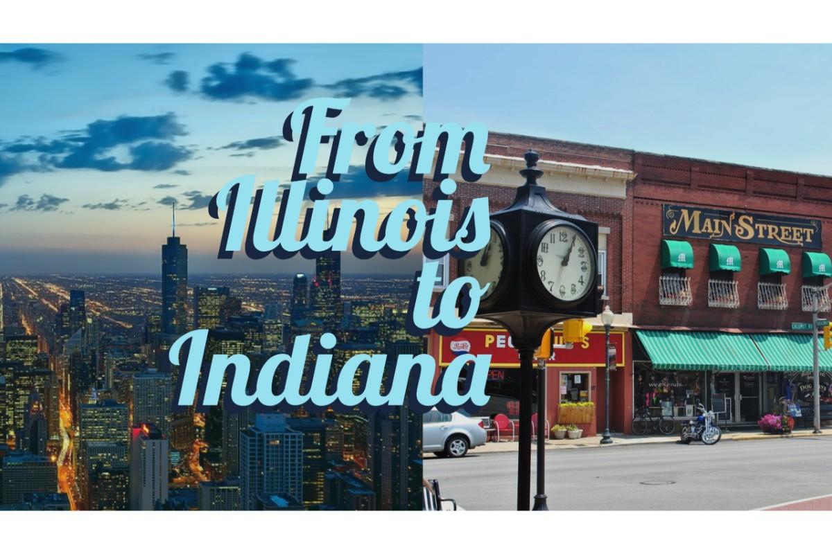 Illinois Residents Flock to Northwest Indiana