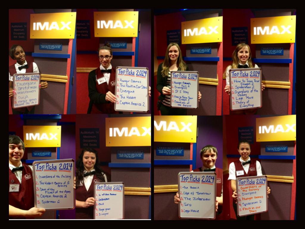 IMAX-Staff-top-movies