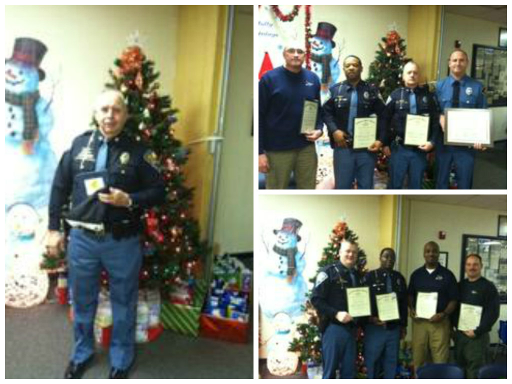 Indiana-State-Police-Employees-Receive-Service-Awards