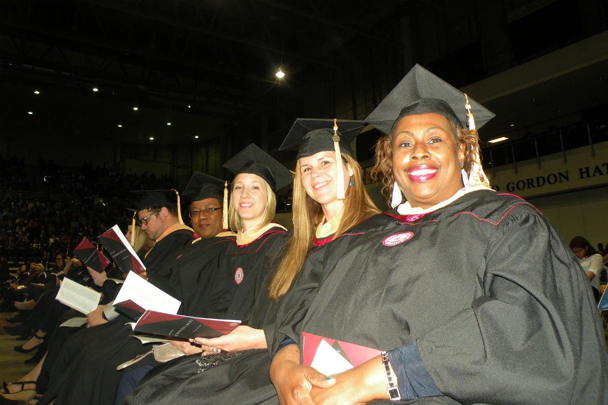 Indiana University Northwest's 48th Annual Commencement
