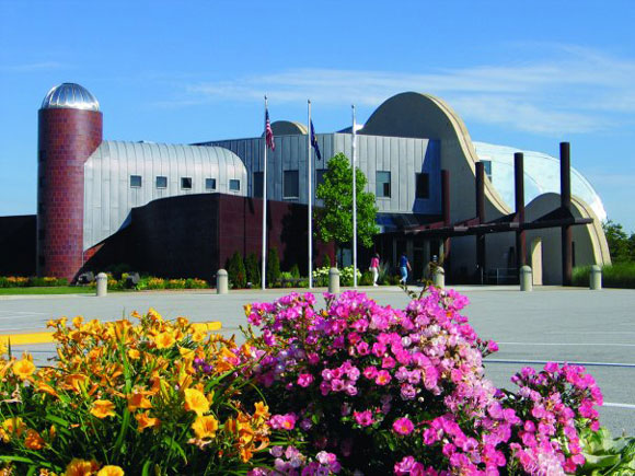 Indiana-Welcome-Center