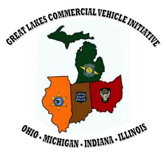 ISP Participates in the Great Lakes Commercial Vehicle Enforcement Initiative
