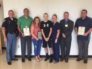 ISP-Presents-Life-Saving-Awards-to-Four-Porter-County-School-Teachers
