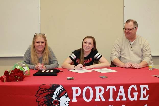 IUN-Portages-Nebel-Commits-to-RedHawk-Volleyball