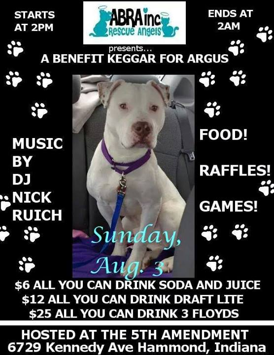 Join 'ABRA Rescue Angels – Brew Benefit for Argus'