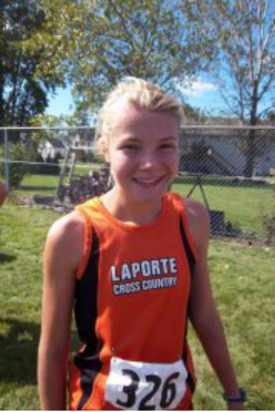 La Porte Slicers Boys Cross Country Places 2nd at the DAC, Lanciono Sets Record for Girls