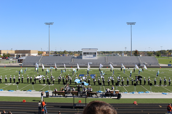 LPHS Marching Band Advances to State Finals