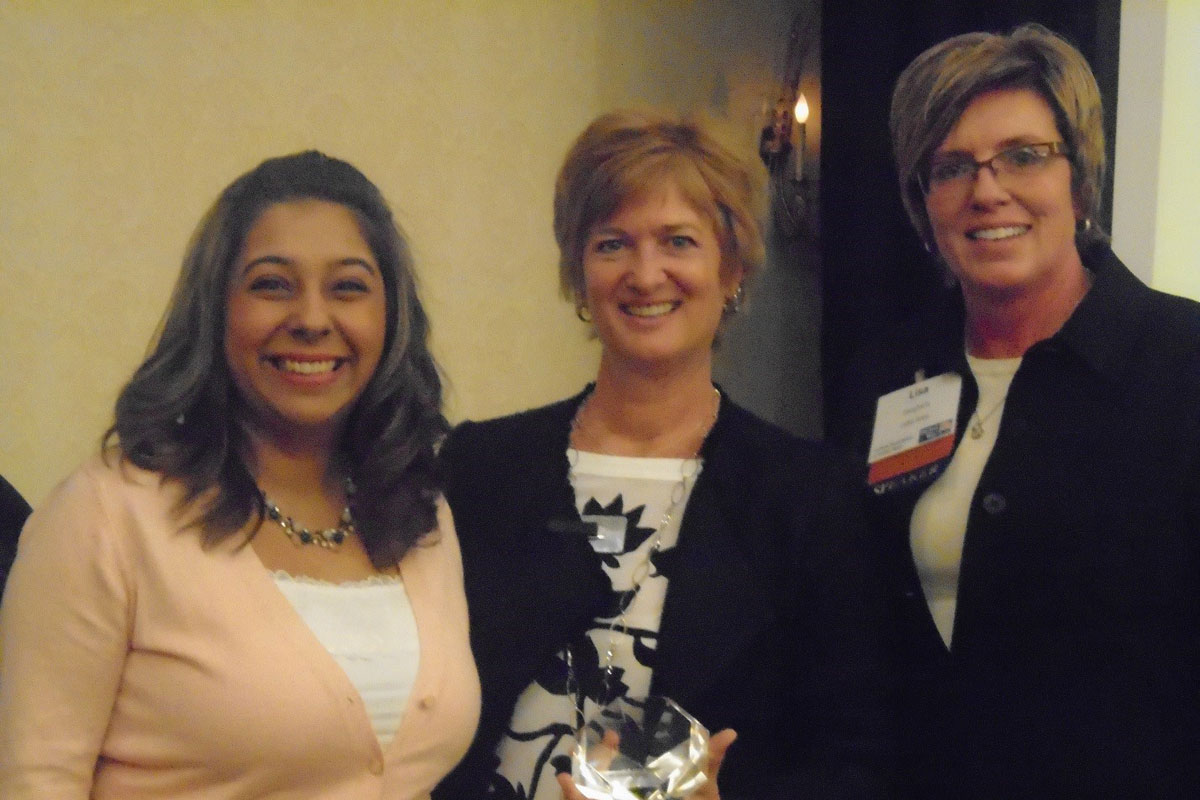 """Lake Area United Way Honored with """"GEM"""" Award in 2017"""